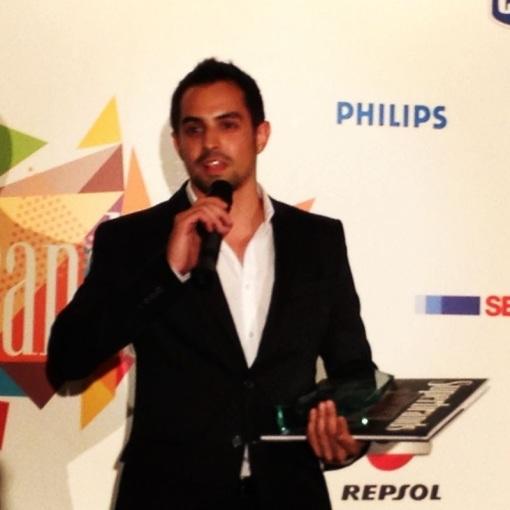 Jesus Moradillo Superbrands 2013