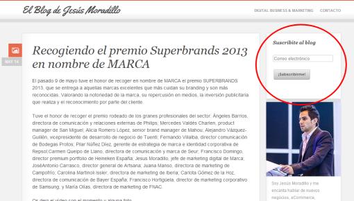 Blog de Jesus Moradillo